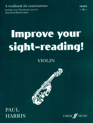 Paul Harris: Improve Your Sight-Reading - Grade 6