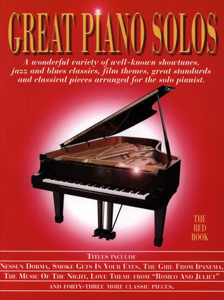 Great Piano Solos – The Red Book