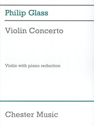 Philip Glass: Violin Concerto