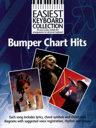 Easiest Keyboard Collection: Bumper Chart Hits