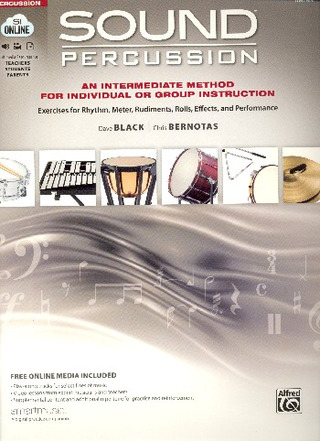 Chris M. Bernotas et al.: Sound Percussion – Timpani