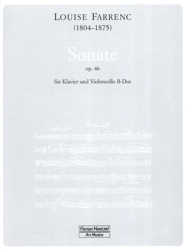 Louise Farrenc: Sonate op. 46