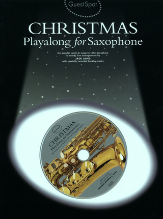 Guest Spot – Christmas Playalong for Saxophone