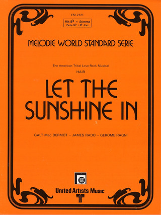 Galt McDermot: Let The Sunshine In