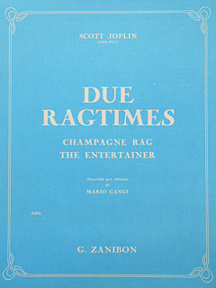 Scott Joplin: Ragtimes (2) (Champagne Rag E The Entertainer)