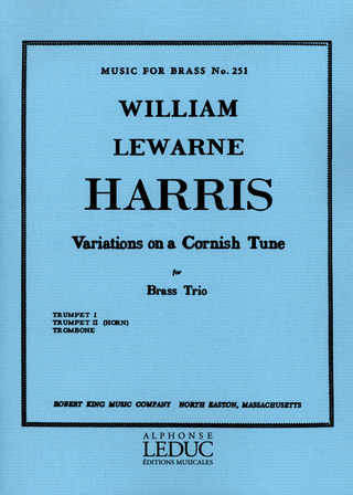 Paul Harris: Variations On A Cornish Tune
