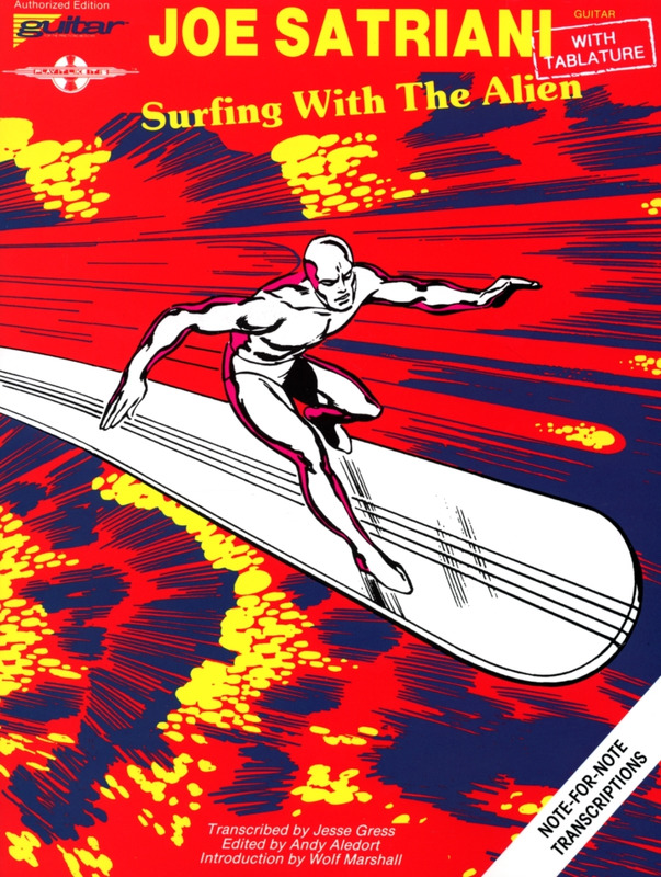 Joe Satriani: Surfing with the Aliens