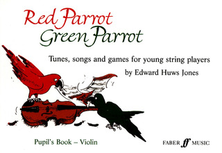 Edward Huws Jones: Red Parrot Green Parrot