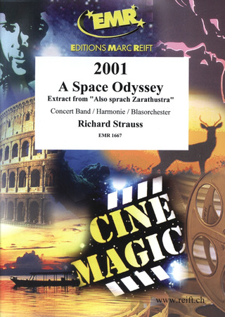 Richard Strauss: 2001 A Space Odyssey