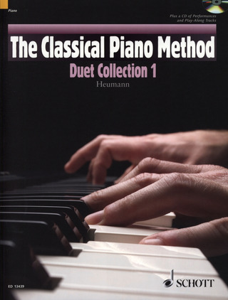 Hans-Günter Heumann: The Classical Piano Method: Duet Collection 1