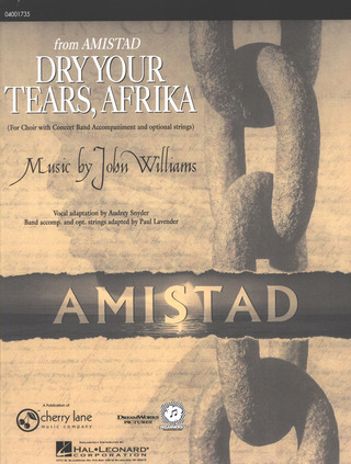 John Williams: Dry your Tears Africa