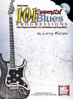 Larry McCabe: 101 Essential Blues Progressions