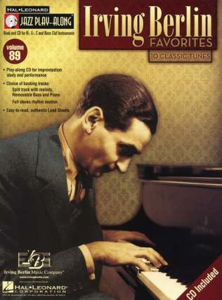 Irving Berlin: Irving Berlin Favourites