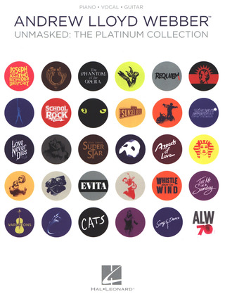 Andrew Lloyd Webber: Unmasked – The Platinum Collection