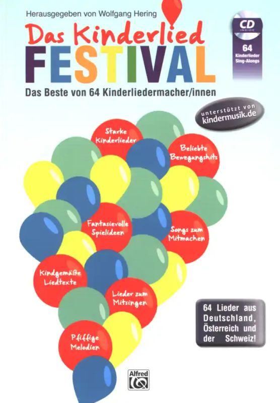 Das Kinderlied Festival Im Stretta Noten Shop Kaufen