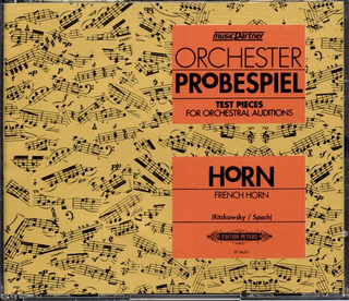 Ritzkowsky: Orchester-Probespiel Horn | Wagner-Tuba