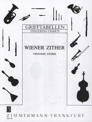 Zither, Wiener Zither