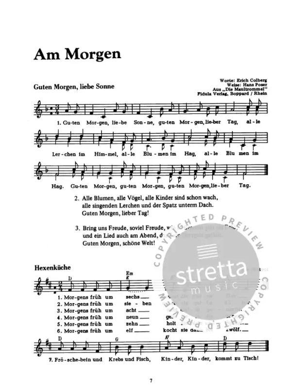 Singt Ihr Kinder Von Blum J Hoelzl P Im Stretta Noten