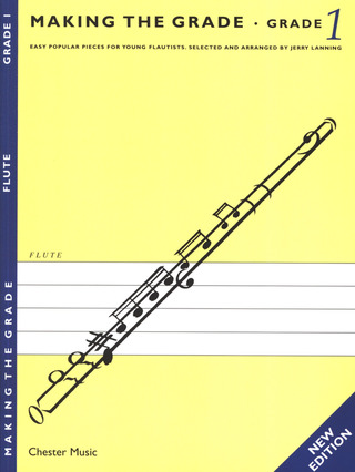Making The Grade Flute Grade 1 Revised Edition