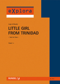 Luigi di Ghisallo: Little Girl From Trinidad