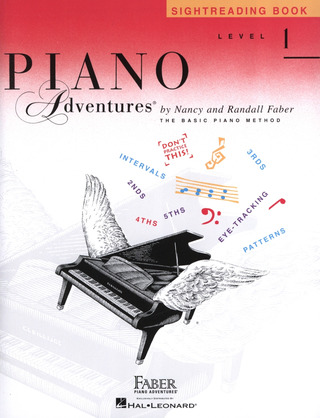 Randall Faber et al.: Piano Adventures 1 – Sightreading