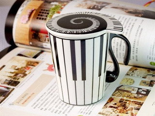 Mug And Lid (Keyboard)