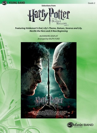 Alexandre Desplat: Selections from Harry Potter and the Deathly Hallows