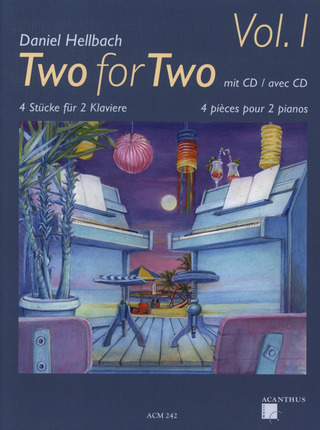 Daniel Hellbach: Two for Two 1