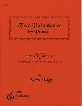 Henry Purcell: Two Voluntaries