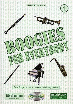 Langer Heinz K.: Boogies For Everybody 1