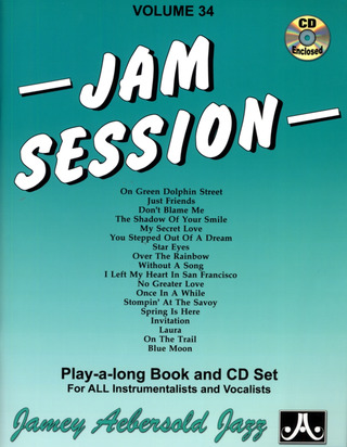 Jamey Aebersold: Jam Session
