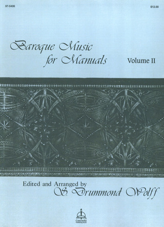 Baroque Music for Manuals 2