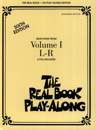 The Real Book Play-Along 1 (L-R)