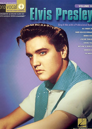 Elvis Presley: Pro Vocal Vol 16