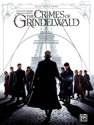 James Newton Howard: The Crimes of Grindelwald