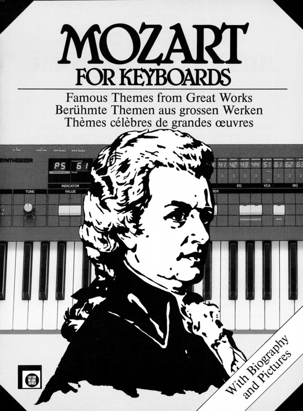 Wolfgang Amadeus Mozart: Mozart for Keyboards