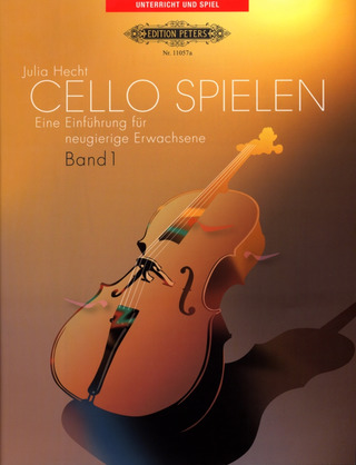 Julia Hecht: Cello spielen 1