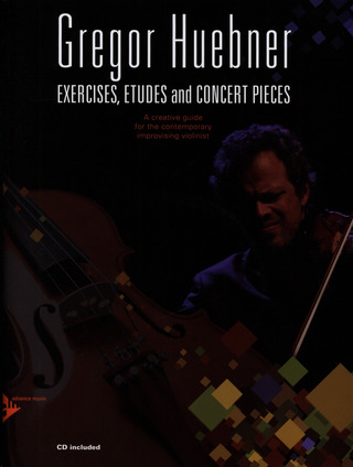 Huebner Gregor: Exercises Etudes And Concert Pieces