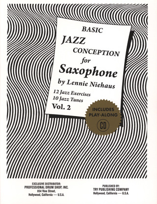 Lennie Niehaus: Basic Jazz Conception 2