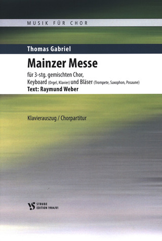 Thomas Gabriel: Mainzer Messe