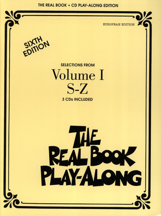 The Real Book Playalong 1 (S-Z)