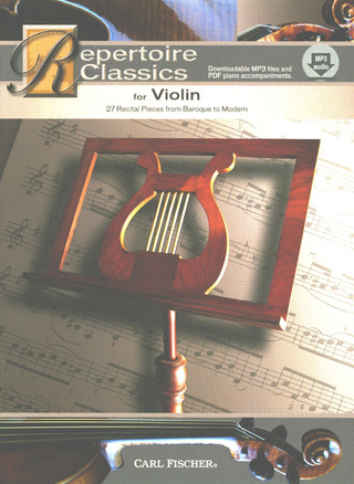 Repertoire Classics for Violin