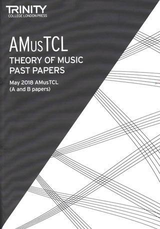 Theory Past Papers 2018 – AMusTCL