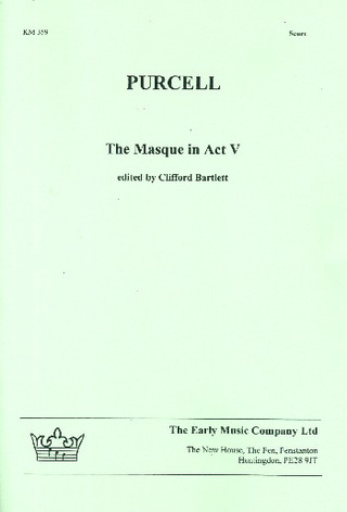 Henry Purcell: Masque in Act 5 from Dioclesian Suite