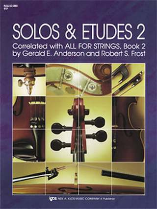 Anderson Gerald E. + Frost Robert S.: Solos