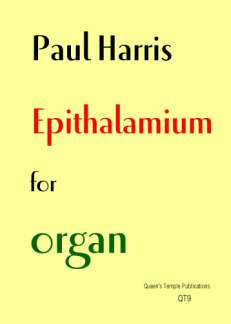 Paul Harris: Epithalamium