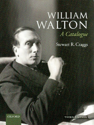 Stewart R. Craggs: William Walton – A Catalogue