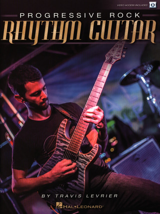 Travis Levrier: Progressive Rock Rhythm Guitar