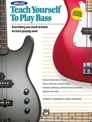 Manus Morton: Teach Yourself To Play Bass