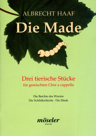 Haaf, Albrecht: Die Made